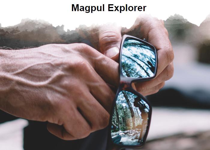 Баллистические солнцезащитные очки Magpul Explorer