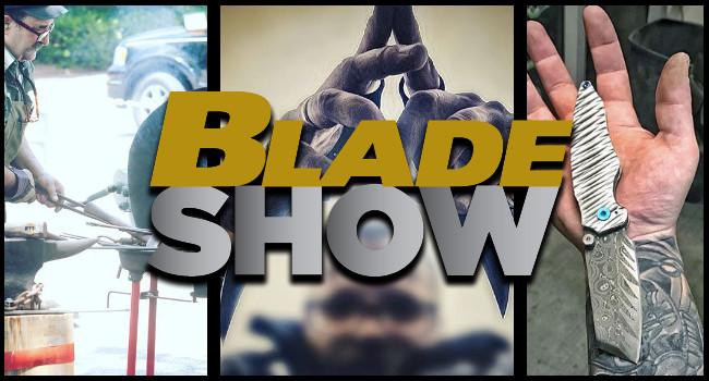 Выставка ножей BLADE Show 2018