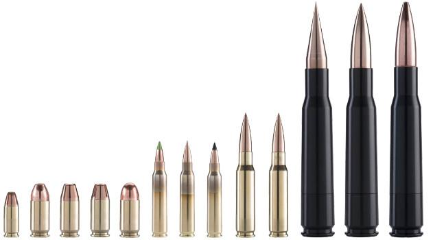 линейка патронов Blackwater Ammunition