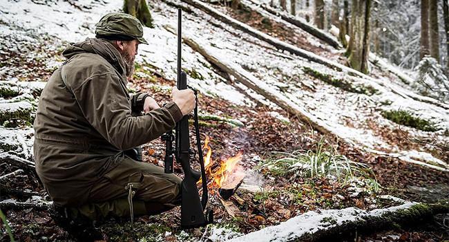 рекламный баннер Винтовка Mauser M18