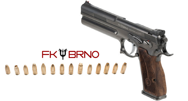 Обзор пистолета FK BRNO