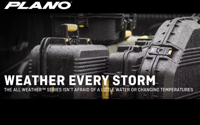 Обновление кейсов для оружия Plano All Weather