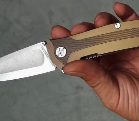 Нож Kristal Aurora