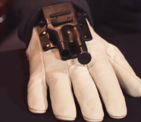 Перчаточный пистолет Sedgley
