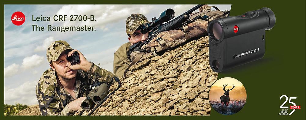 Дальномер Leica CRF Rangemaster 2700-B