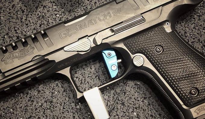 Пистолетный спуск Walther Expert