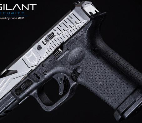 Пистолет Lone Wolf Guardian