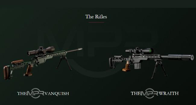 винтовки Medwell Precision Rifles