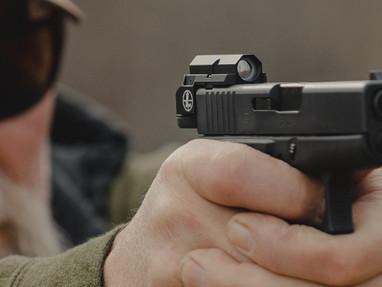 Пистолетный коллиматорный прицел Leupold DeltaPoint Micro