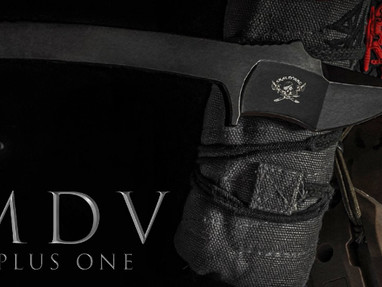 Нож Skallywag Tactical MDV Plus One