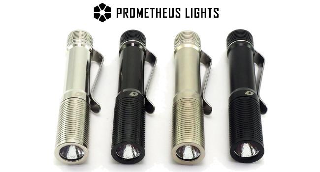 Фонари Prometheus Preon P1 MK III