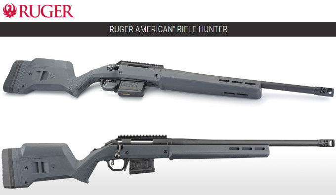 Винтовка Ruger RAR Hunter