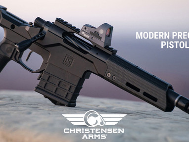 Пистолетная винтовка Christensen Arms MPR