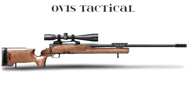Винтовка Huglu OVIS Tactical
