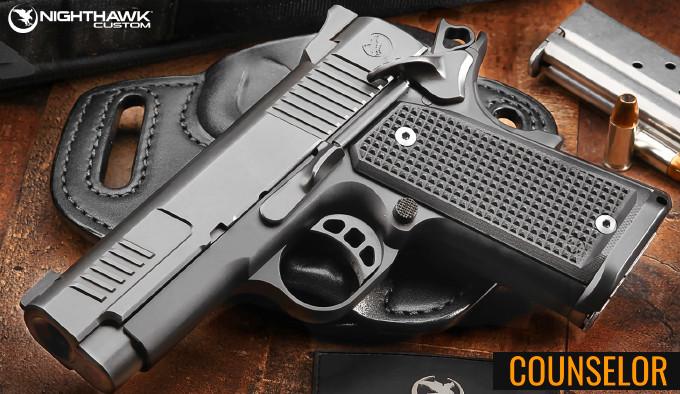 Пистолет Nighthawk Counselor