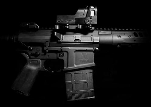 винтовка Big Horn Armory AR500
