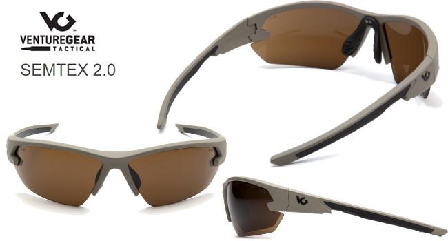 стрелковые очки Pyramex VGT Semtex 2.0