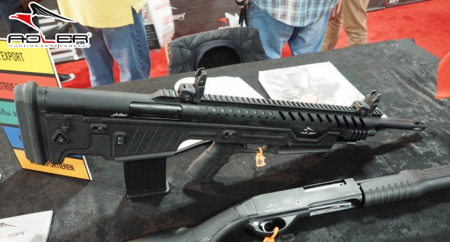 Гладкоствольный буллпап карабин Adler Hunting Arms J210