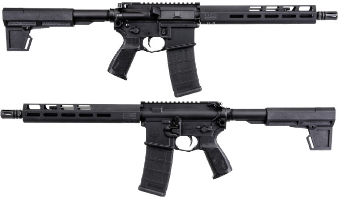 компактный карабин пистолетного формата
