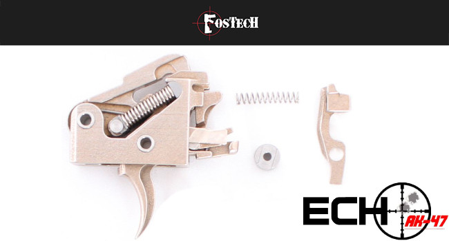 Бинарный спуск FosTecH Echo для АК