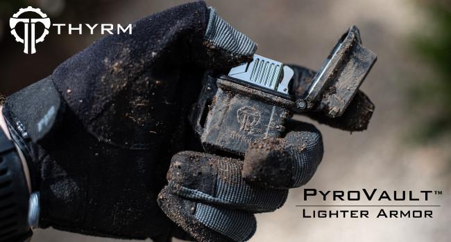 Защитный корпус Thyrm PyroVault для зажигалки