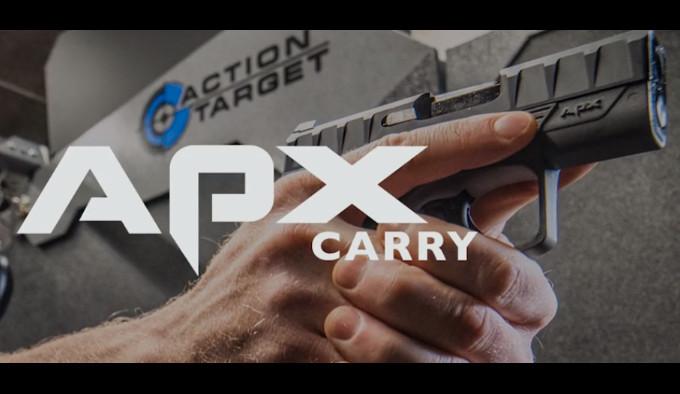 Видео пистолета Beretta APX Carry