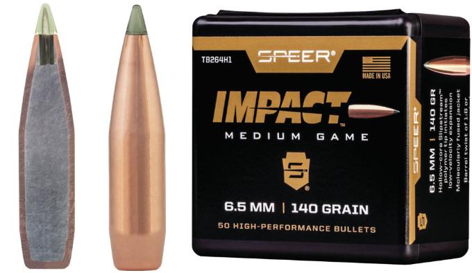 Пули Speer Impact