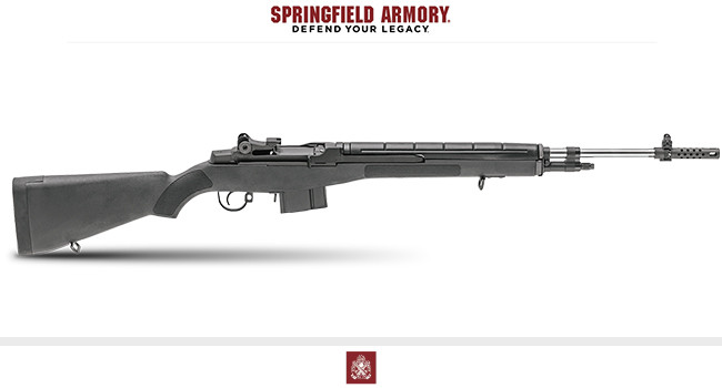 Springfield Armory M1A MA9826C65CA