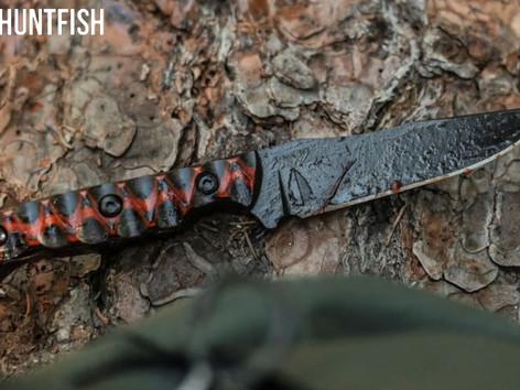 Нож TacHuntFish Santa Ana