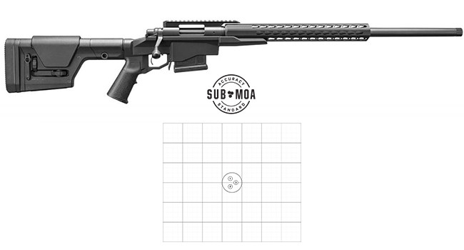 Винтовка Remington 700 Precision Chassis Rifle