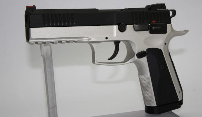 Пистолет Arma Zeka AZ-P1