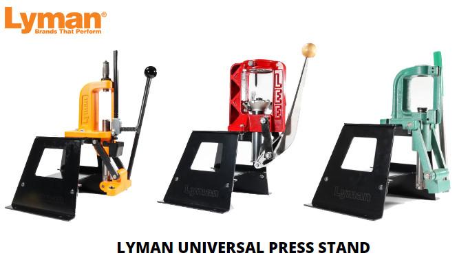Стенд для прессов Lyman Universal Press Stand