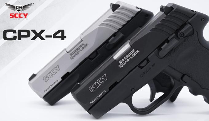 самозарядный пистолет в калибре 380 Auto для скрытой переноски