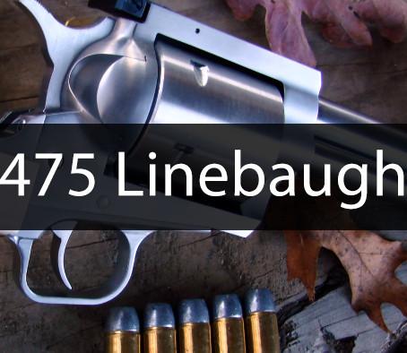 Патрон .475 Linebaugh