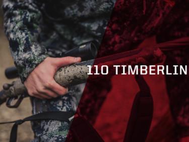 Винтовка Savage 110 Timberline