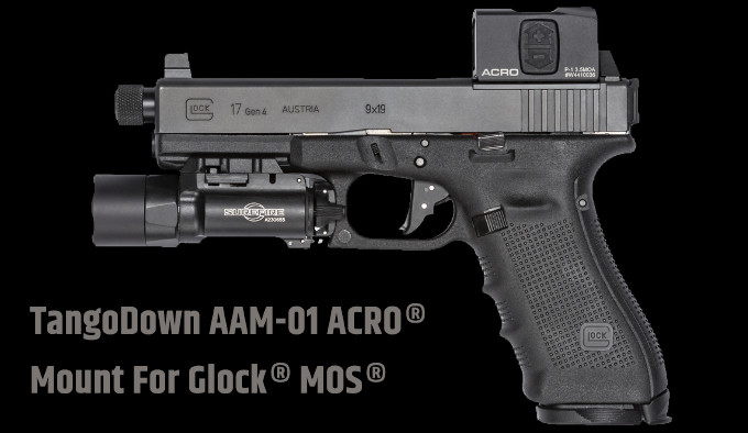 Крепёжная платформа TangoDown AAM-01ACRO Glock