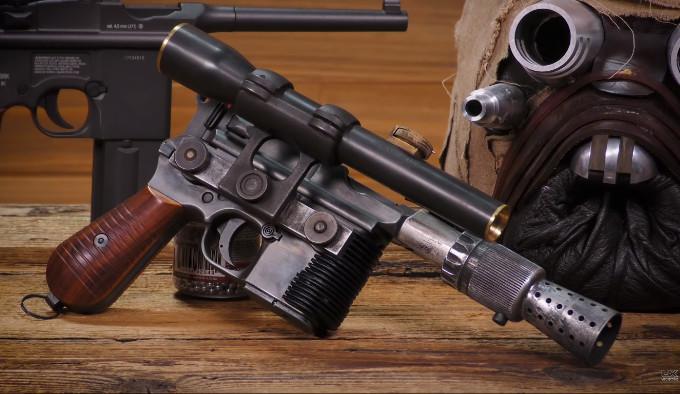 Реплика бластерного пистолета DL-44 от Umarex