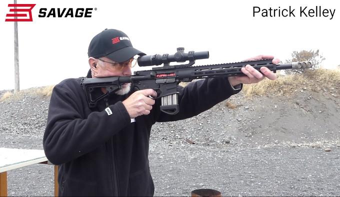 Методика надвигающегося выстрела от Savage Arms