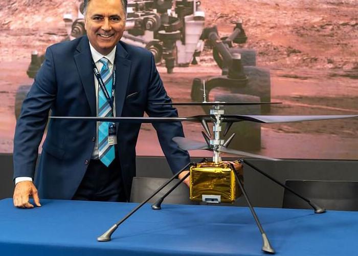 Марсианский дрон от AeroVironment