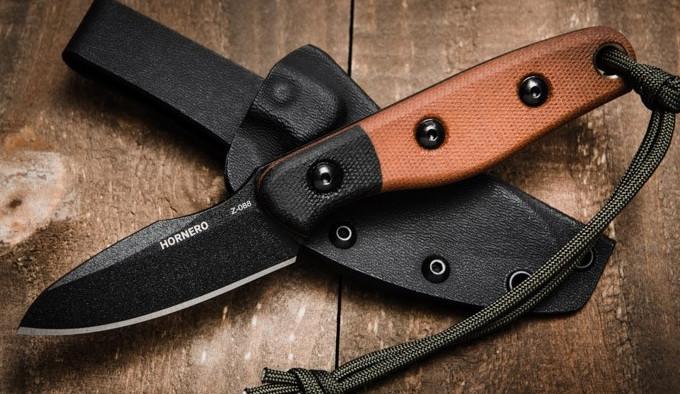 походный нож TOPS Hornero