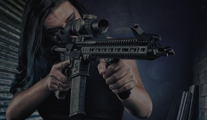 Вращающееся рукоятка для оружия Mid-Evil Industries Gen 2 RFG