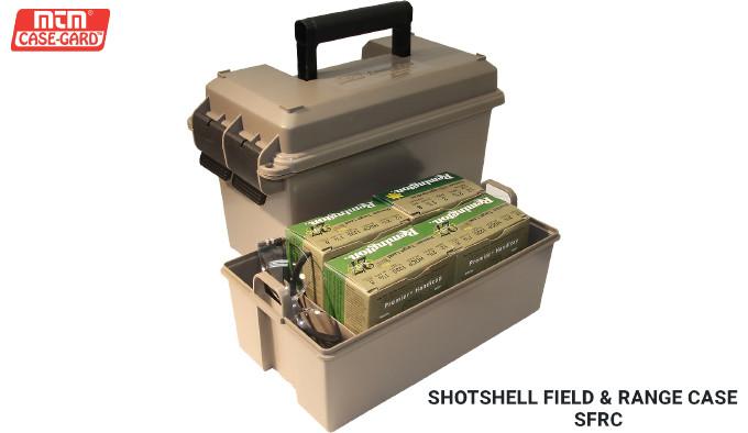Ящик для патронов MTM Case-Gard SFRC