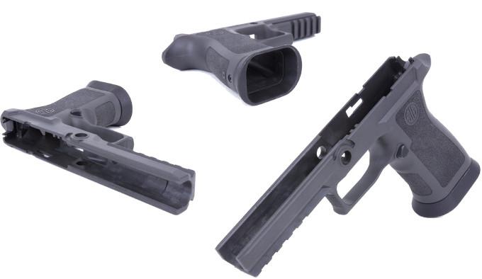 Пистолетная рама Sig Sauer P320 XSERIES TXG