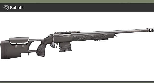 Винтовка Sabatti Urban Sniper