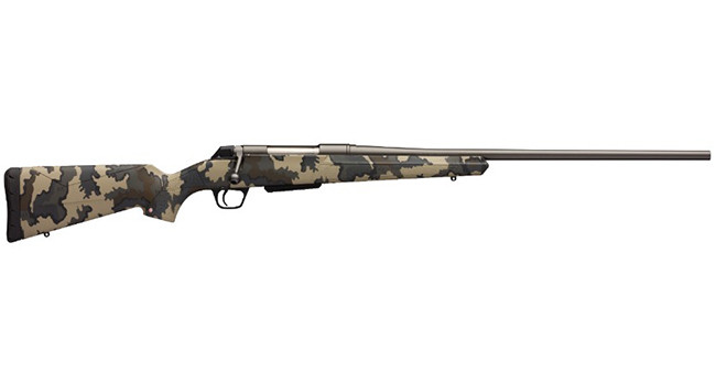 Винтовка Winchester XPR Hunter Vias