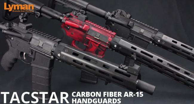 Цевье Tacstar Carbon Fiber AR-15 из углеволокна