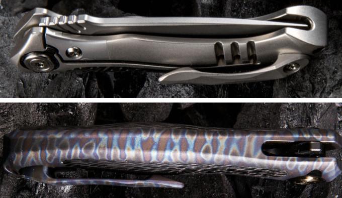 Нож We Knife Anodyne 914