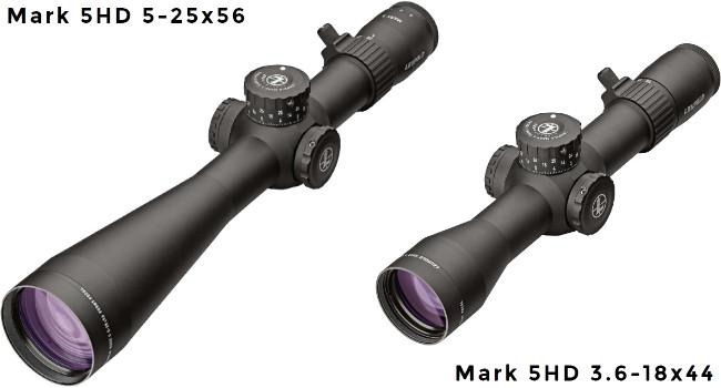 прицел Leupold Mark 5HD