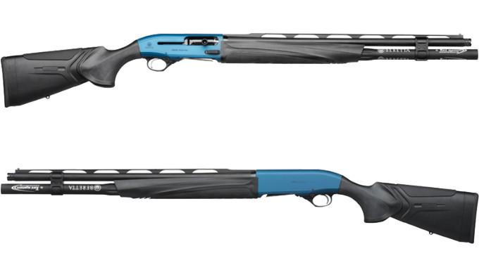 Ружье Beretta 1301 Comp Pro сбоку