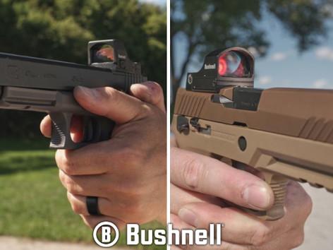 Коллиматорные прицелы Bushnell RXS